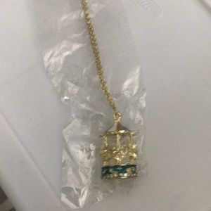 Accessories - Carousel Necklace